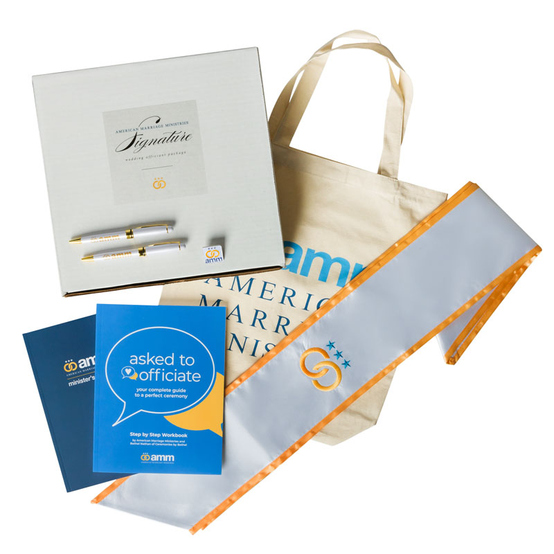 Minister Ordination Package