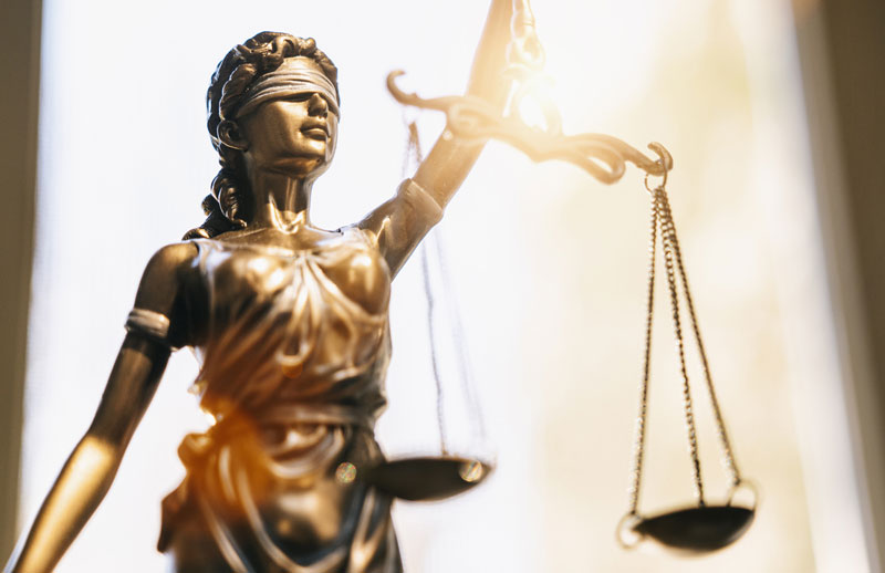 Justice and Scales